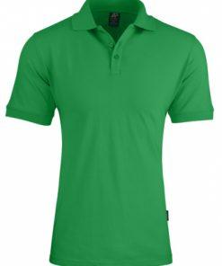 Men's Claremont Polo - XL, Kelly Green
