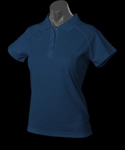 Women's Keira Polo - 8, Navy