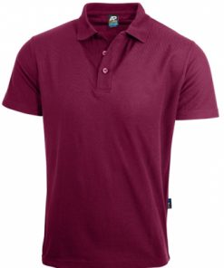 Women's Hunter Polo - 20, Maroon