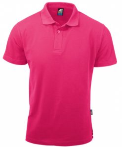 Women's Hunter Polo - 6, Fuschia