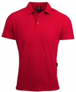 Women's Hunter Polo - 6, Red