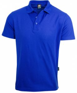 Women's Hunter Polo - 8, Royal