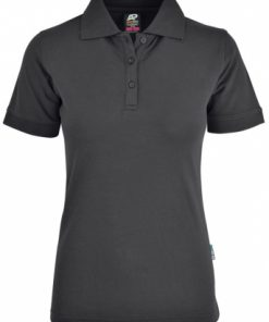 Women's Claremont Polo - 6, Slate