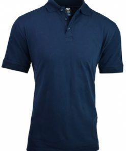 Men's Claremont Polo - XL, Navy