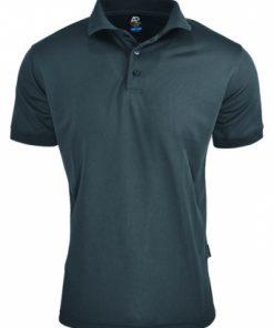 Men's Lachlan Polo - XL, Slate