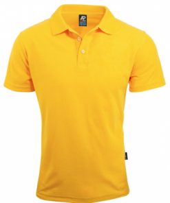 Women's Hunter Polo - 12, Gold