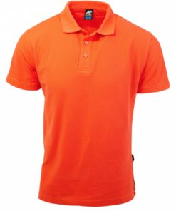 Women's Hunter Polo - 22, Orange