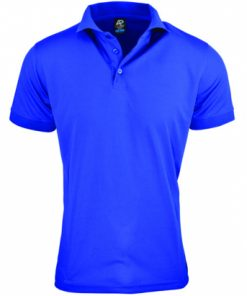 Men's Lachlan Polo - XL, Royal