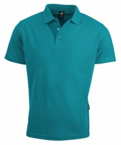 Women's Hunter Polo - 10, Teal