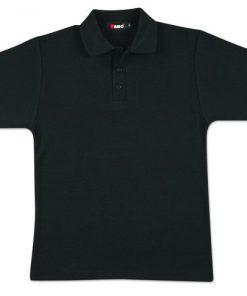 Kids' School Polo - 6, Black