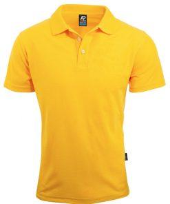 Men's Hunter Polo - XL, Gold