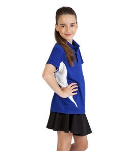 Kids Poly Sports Polo
