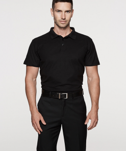 Men's Hunter Polo