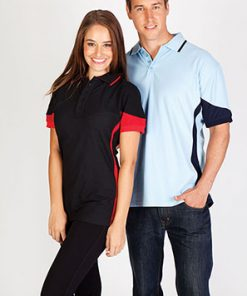 Men's super fine cotton blend polo