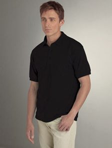 Men's Ultra Cotton Adult Jersey Sport Polo