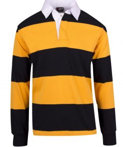 Adult Rugby - Black/Gold