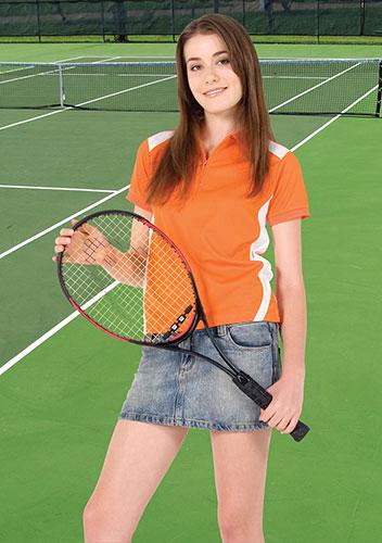Women's Cool Sports Polo