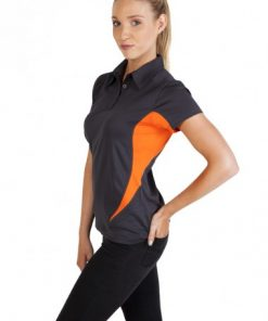 Womens Poly Sports Polo